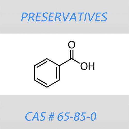 Benzoïc acid